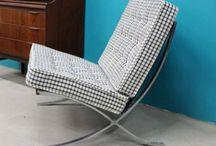 i nostri mobili in pronta consegna a Roma / danish modern midcentury mobili danesi anni 50 design scandinavia vintage