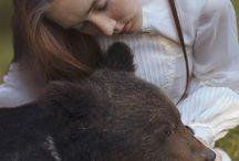 Eläimiä ja ihmisiä