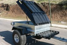DIY Off Road Trailers