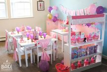 Kenzie's b'day party idea's