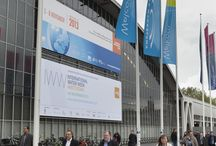 Aquatech Amsterdam 2013  / Aquatech is the world's leading trade exhibition for process, drinking and waste water.