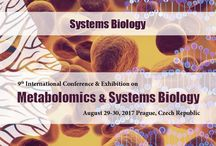 "Metabolomics & Systems Biology / It is with immense pleasure, the organizing committee of ""Metabolomics Conference 2017"" welcomes participants from all over the world to join this prestigious event to be held during August 29-30, 2017 at Prague, Czech Republic."