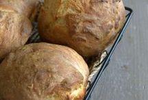 boller. brød