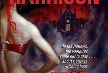 My Favorite Urban Fantasy Books (not Paranormal Romance)