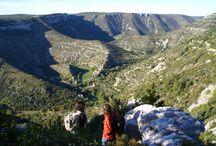 """Gard Tourisme Causses et Cévennes /  Les Causses et les Cévennes, inscrits en 2011 au patrimoine mondial de l'humanité par l'Unesco au titre de """"paysage culturel de l'agro-pastoralisme méditerranéen"""", s'étendent sur plus de 300 000 hectares."""