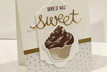 Cartes sweet 16