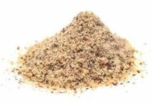 Almond Meal / We love almond meal, it is gluten free, dairy free , paleo friendly and provides a beautiful nutty flavour and texture.  Here we have almond meal recipes and products.