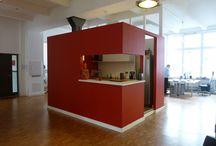 #01 Arbeitsträume / Officedesign, Interiordesign, Agentureinrichtung