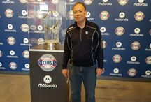 Tour of Wrigley Field & Cubs / My tour of Wrigley Field and other Cubs-related pins.