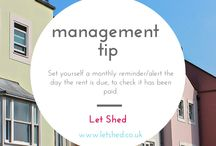 Property Management Tips / Sharing hints and tips with Landlords to manage their rental property, effectively, successfully and easily. We want to help you be amazing!