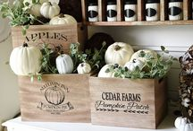 --- FARM STYLE HOME --- / Home Decorating - Country Style