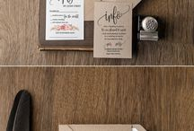 Invitation + Paper goods