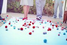 ♥Pompones de lana♥ / Mas que magia con pompones de lana, pidelos en andrea@pomponesmallorca.com / by Pompom Fiestas y detalles. Pompones Mallorca