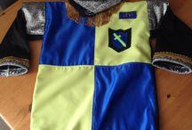 Verkleed kleren / Ridderpak