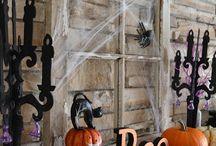 Halloween / by Stephanie Mccombs
