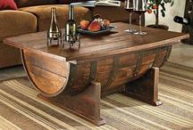 Βαρέλια τραπέζια