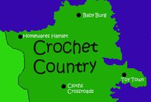 Crochet County / Crochet County has patterns, tutorials, and anything else related to Crochet