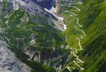 Cycling / Great inspirational climbs and bikes