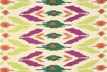 Fabric / by Caroline McCool