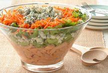 Yummy! Salads & Veggies / Vegetables & salads