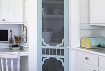 Converted Laundry Room / by Lesann Berry