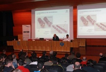 Conference of Jaime Puig, SEAT Sport director, in ETSEIB