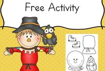 fall preschool literacy
