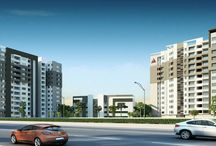 """Artech Varsha / Inspired by the concept of """"Affordable Luxury"""", Artech Varsha apartments exude pure sophistication, heightened style and practical luxury. With its immaculate planning, well developed green vistas, spacious indoor and outdoor spaces and best quality finish, Artech Varsha on completion will be the epitome of modern architecture and sound urban planning."""