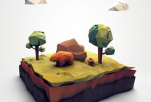 LOW-POLY LAND