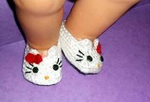 Crochet Baby Booties / Crochet Patterns       http://ps-pdf.blogspot.com/