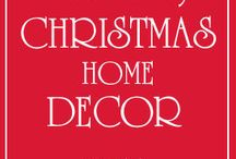 CHRISTMAS HOME DECOR 2014- UHK Gallery