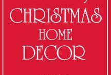 CHRISTMAS HOME DECOR 2014- UHK Gallery