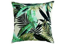 Tropical Interiors. / Take your pick of the latest tropical trends and restyle your home.
