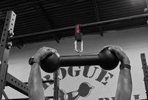 Fitness Gear / by Rogue Fitness