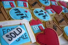 Decorated Cookie Monster / Decorated Sugar Cookies  / by Andrea Potts