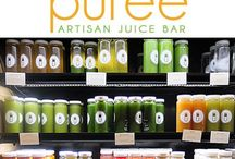 Juice Bar and Grab&Go Cafe