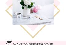 Home Decor / Make your house beautiful with these home decor and organization ideas!