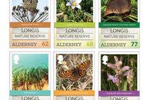 Alderney 2016 Stamps / Alderney Post 2016 Stamp Issues