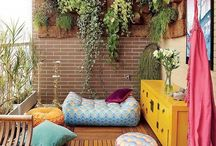 Decoração e jardinagem