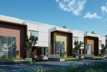 Bollineni IRIS / It is spread across 6.5 Acres of total land area of 100 Acres Lush green integrated township. Bollineni Iris comprises of Luxurious 33 villas and 18 Town houses. Come, own your Independent House and enjoy all the functional amenities of 100 Acres Integrated township.