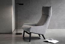 Interior. Armchairs