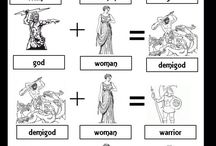Greek mythology / Greek mythology