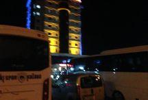 KOZAN BELEDİYE SPOR GRAND KARAMAN HOTEL'DE