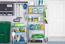 Storage Solutions / by ♔Shana Munn♔