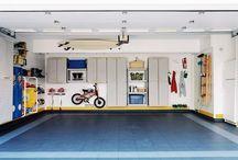 Garage/Work Space