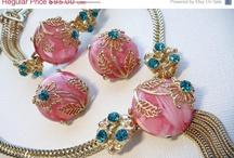 Jewelry Vintage Necklace Bracelets