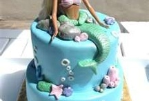 Cakes and toppers-Barbie