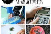 STEAM / (Science*Technology*Engineering*Arts*Maths)