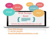 Kent Web Design - BoomSolutions / Boom Solutions – We're a small design agency that specialise in helping businesses get he most out of the internet. Wether you are looking for a new website, a full rebrand or to work out a full digital marketing strategy we can help. Working with small and medium businesses we are able to use our years of experience to help you achieve great results online.