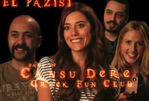 El Yazisi 2012 Zeynep #CansuDere  / #ElYazisi  Film 2012 #Zeynep #CansuDere